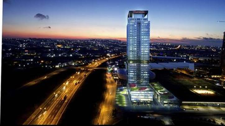 Hotel Apartments for sale in Bahcesehir Istanbul with 15 Years Rental Guarantee